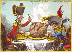 infinite-jest-gillray-plumb-pudding-1805